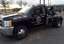 Service – Professional Towing in Calgary