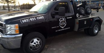 Service Force Tow Truck